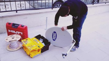 Ankara çanak anten montaj servisi