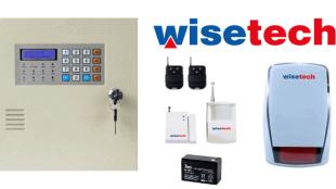 Wisetech Kablosuz Alarm Sistemi Ankara Profesyonel Alarm Sistemi