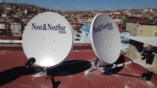 Örnek Mahallesi Uydu Montajı