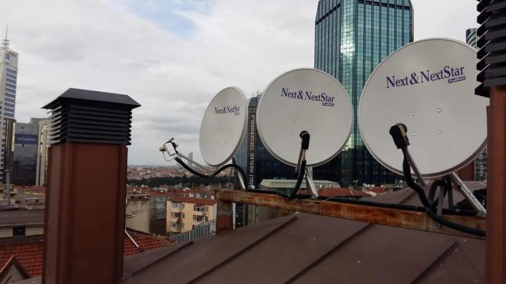 Esat uyducu uydu servisi