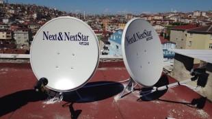 Haymana uyducu uydu servisi