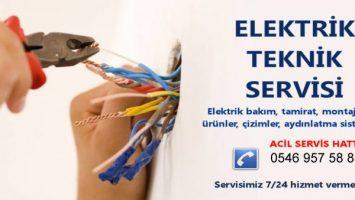 Keçiören Elektrik Servisi